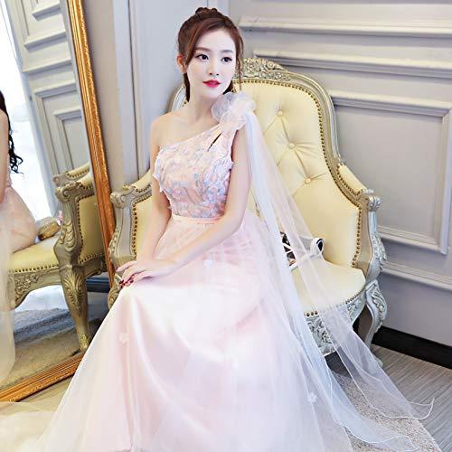 BINGQZ Jurk/Cocktailjurken/Casual Banket Changchun zomerjurk Slanke zussen jurk gastheer avondjurk bruidsmeisje slanke jurk