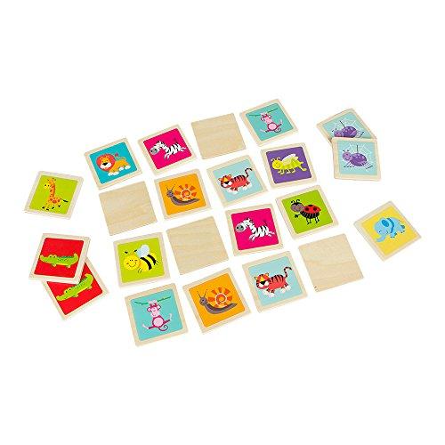 ColorBaby Puzzle de Madera Animales, 30 Piezas Color Baby 43611