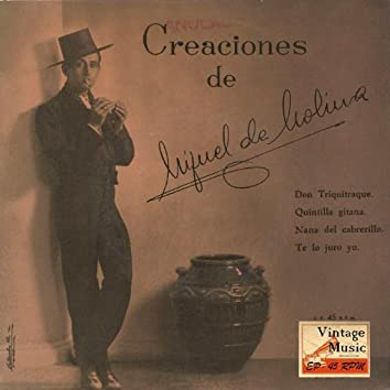 Vintage Spanish Song Nº12 - EPs Collectors