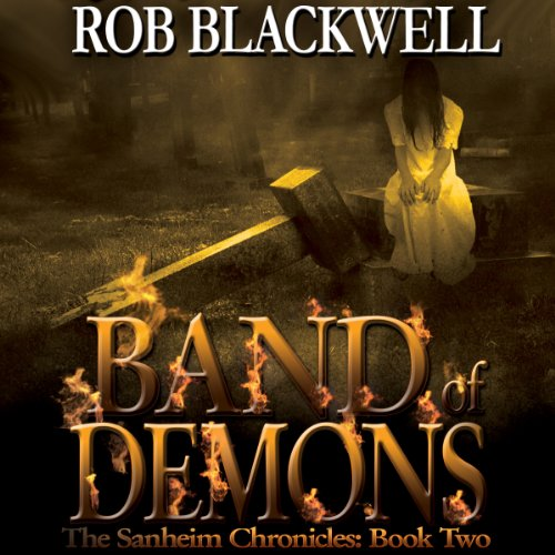 Band of Demons cover art