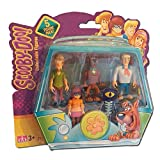 Scooby Doo 5 Figure Pack (Shaggy, Scooby, Fred, Velma, Eye Monster)