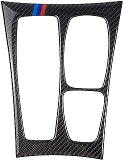 WOVELOT para Alfa Romeo Giulia Aire Acondicionado Central con Marco de Ajuste de Tirador Abs Cromo Interior Modificaci/ón Accesorio?