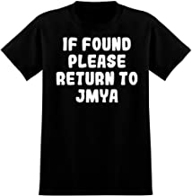 If Found Please Return To Jmya - Men's Graphic Tee