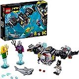 LEGO DC Batman: Batman Batsub and the Underwater Clash 76116 Building Kit (174 Pieces)
