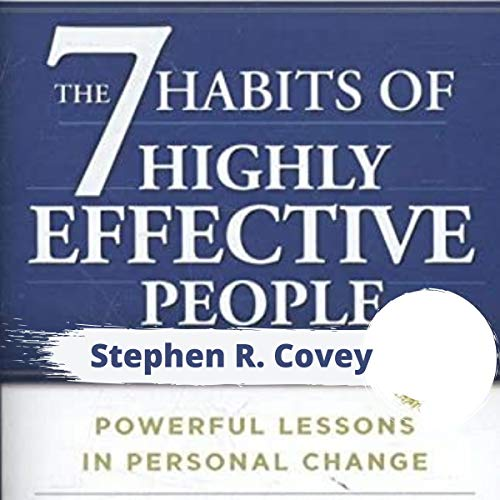 The 7 Habits of Highly Effective People cover art
