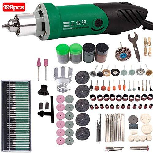 SHENGSHITYUJIA 30000 RPM 480 Watt Elektrische Bohrmaschine Mini Engraver Mit 6 Variable Geschwindigkeit Für Dremel Metallbearbeitung Bohrmaschine Polieren 110 V / 220 V,C