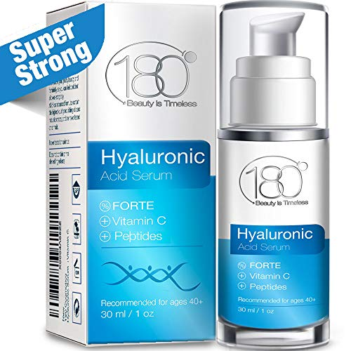 Serum ácido hialurónico Forte & Vitamina Cde 180