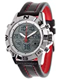 DETOMASO Herren-Armbanduhr Digital Quarz DT1009-A