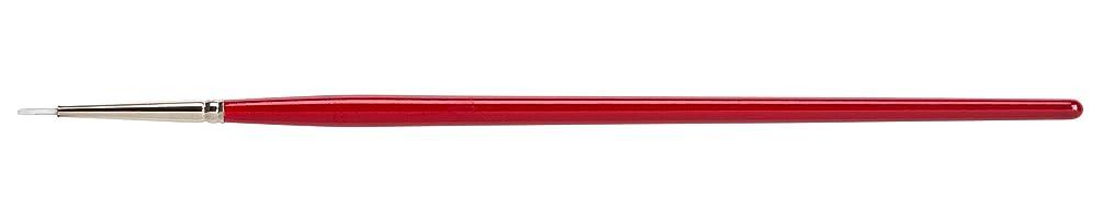 Silver Brush The The Art Sherpa Short Handle Round Size 3/0 Acrylic Paint Brush