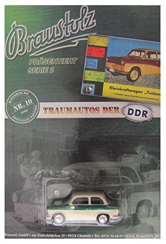 Braustolz Nr.94 - Trabant 500 - DDR Pkw