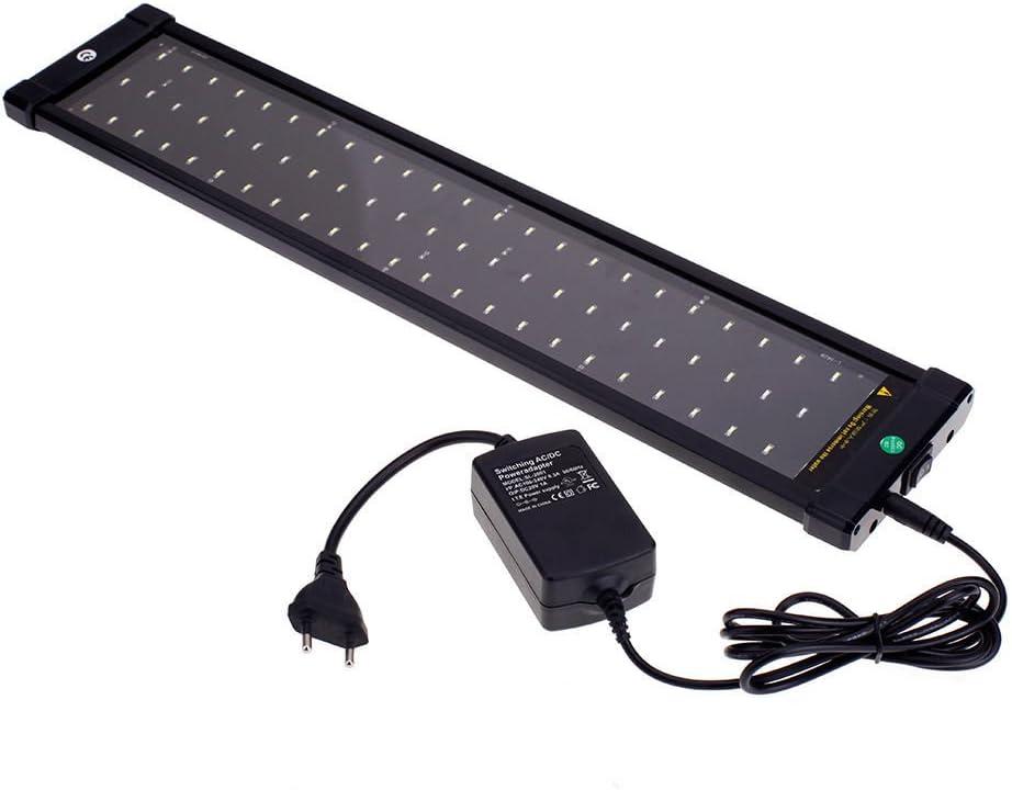EforLighting New-LED-Light-HIGH-Lumen-Aquarium-Fish-Tank-White-B trust low-pricing