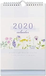 2020 Girls Illustrator Wall Calendar Weekly Plan Desk Calendar Monthly Agenda Organizer Desk Calendar Schedule Calendar Planner Office, School, Home (Color : C)