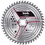 kwb by Einhell Lame de scie HM (Ø 250 x 30 mm, 48 dents, compatible avec diverses scies circulaires de table Einhell et scies à onglet à capuchon)