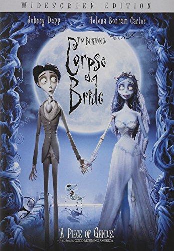 Tim Burton's Corpse Bride (DVD) (WS)