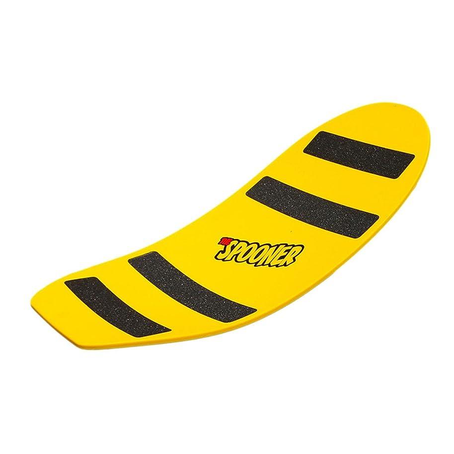 誰でもかみそり評判Pro Balance Board/SPOONERシリーズ【日本正規取扱店】 バランスボード 乗用玩具 アウトドア 室内練習 ダイエット 室内外使用可 スケボーやスノボー好きに