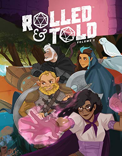 Rolled & Told Vol. 2 (English Edition)