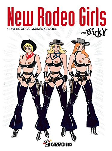 New Rodeo Girls (Outrage) (French Edition)