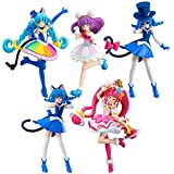 StarTwinkle PreCure Cutie Figure 3 Special Set (CANDY TOY)