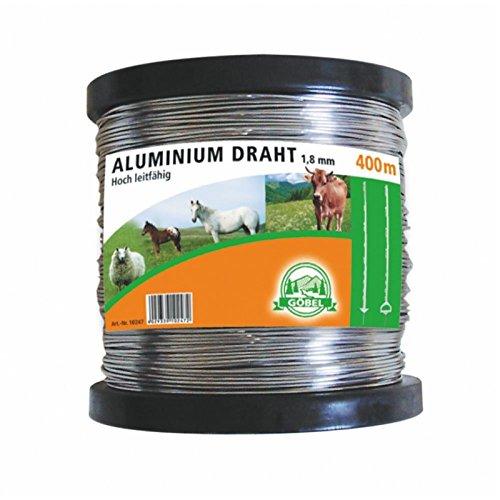 Aluminium - Fil 400 m 1,80 mm