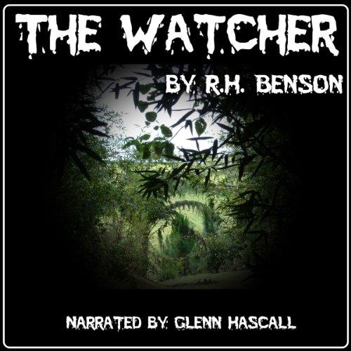 The Watcher audiobook cover art