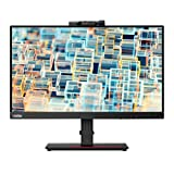 """Lenovo ThinkVision T22v-20 21.5"""" 16:9 Full HD VoIP IPS LCD Monitor with Built-In Speakers"""