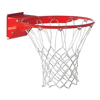 227S Spalding Pro Image Basketball White Net Goal Rim