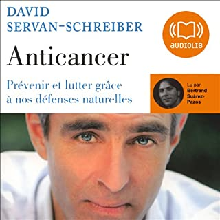 Couverture de Anticancer