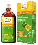 LivQ Bio-Essenz - fermentiertes Naturkonzentrat – pur, intensiv, vegan, 250 ml - 31 Bio-Zutaten, Rohkost-Qualität, lange fermentiert - natürliches Vitamin B12 & Milchsäurebakterien