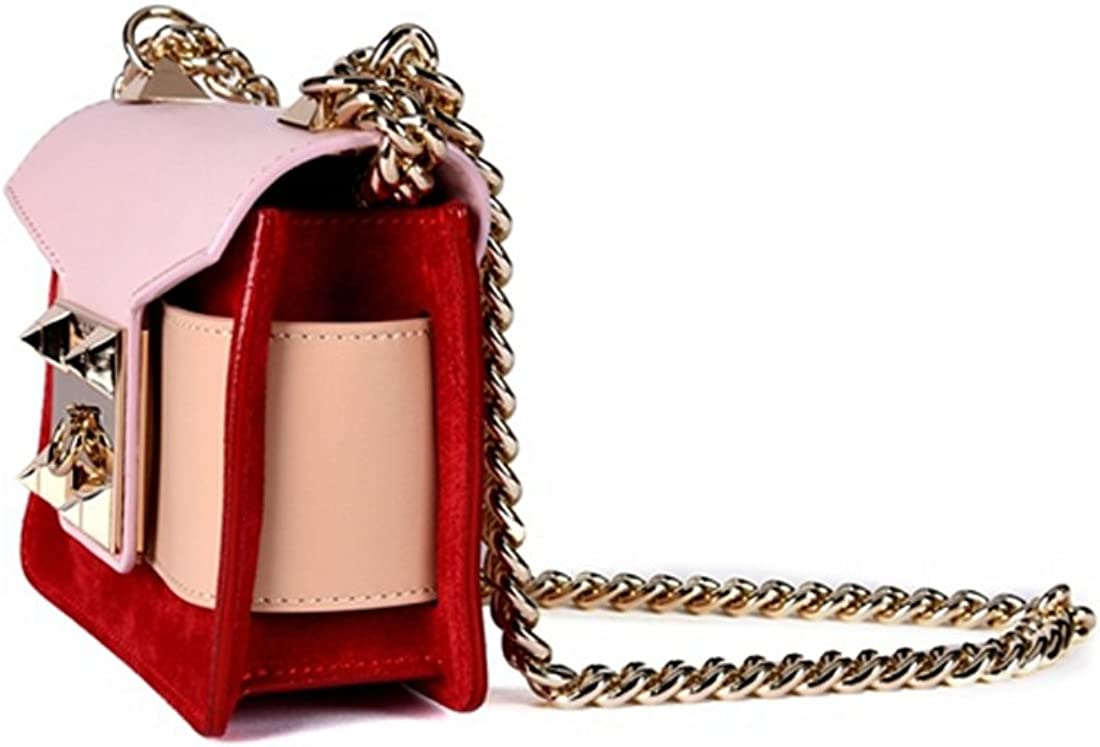 CHAGME - Classique Femme Pink Plus Red