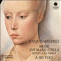 Missa Ave Maris Stella / Motets to the Virgin