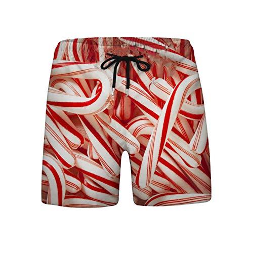 Legging para mujer, pantalones cortos de verano con impresión 3D realista, pantalones cortos de playa, pantalones cortos de natación para verano, vacaciones