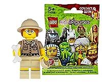 レゴ(LEGO) ミニフィギュア シリーズ13 考古学者 未開封品 LEGO Minifigures Series14 Paleontologist 【71008-6】