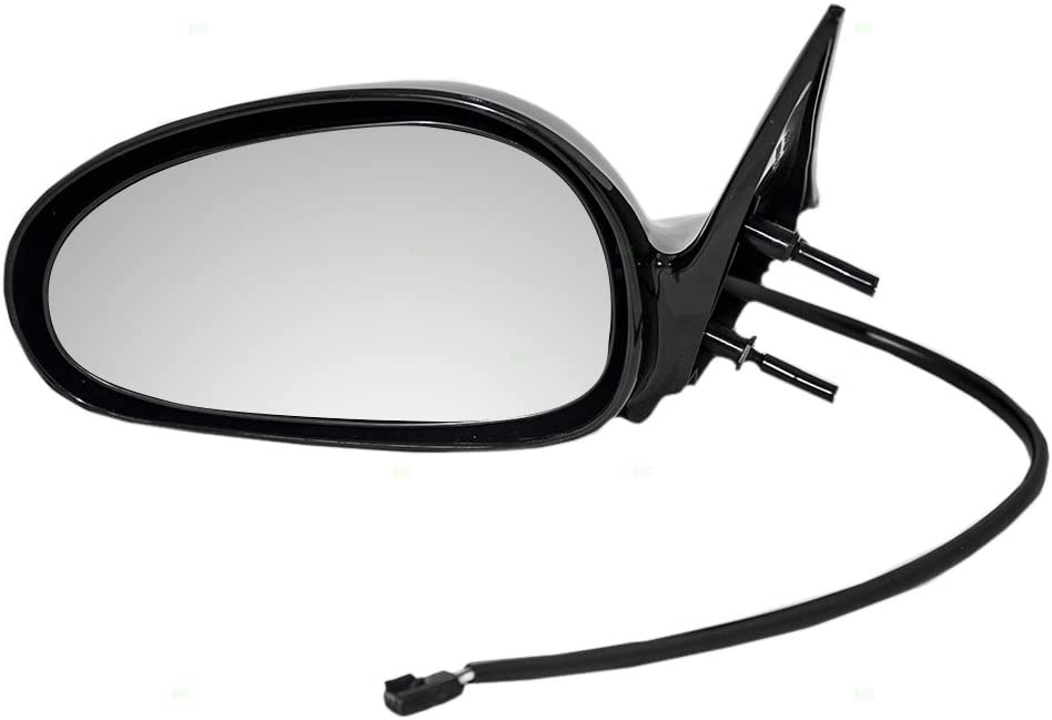 Replacement Drivers Max 65% OFF Power Side View 1994- Mirror with At the price Compatible