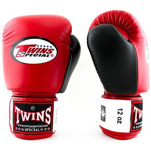 Twins Special Boxhandschuhe, BGVLA2, rot Größe 10 Oz