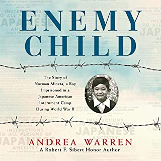 Enemy Child audiobook cover art