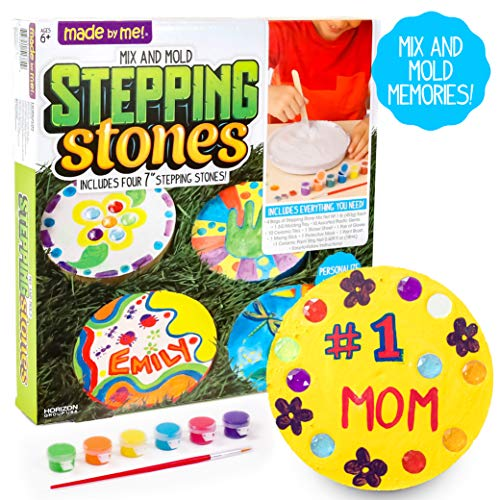 Made By Me Mix & Mold Your Own Stepping Stones Now $10.97 (Was $32.65)