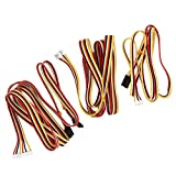 LANTRO JS - Motherboard-Kabeldrucker Schrittmotor-Kabel Treiberplatinen-Kabel NAMA17 42 Zubehör