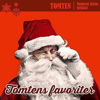 Tomtens favoriter