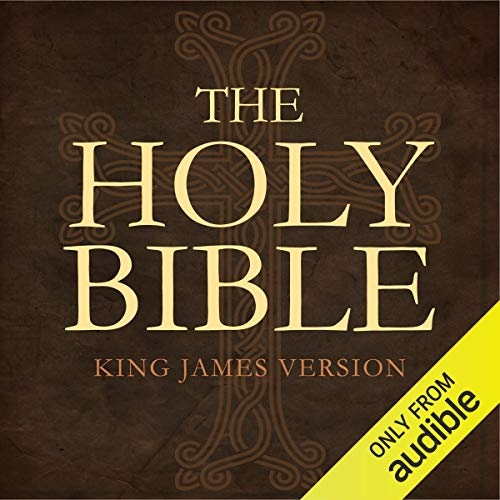 The Holy Bible: King James Version cover art