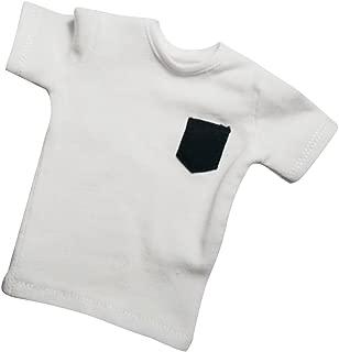 Ceinture pour 12 /'/' HT // 6ème T-shirt blanc Shorts décontractés 1
