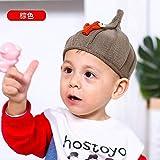 Gbksmm Deportes y aire libre Moda Sombrero de bebé Otoño e invierno Niños...