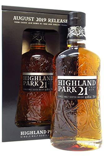 Highland Park 21 Jahre 0,7 Liter 46% Vol.
