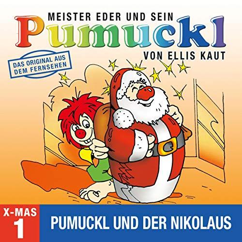 Pumuckl und der Nikolaus. Das Original aus dem Fernsehen Titelbild
