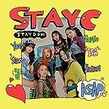 Kakao M STAYC - STAYDOM (2nd Single Album) Album+Folded