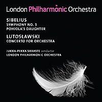 シベリウス:交響詩「ポヒョラの娘」/ルトスワフスキ:管弦楽のための協奏曲