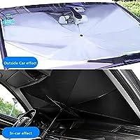車のフロントガラスのサンシェードの傘折りたたみ式の車の傘のサンカバー UV ブロック、にとって Mercedes Benz GLC Class Coupe C253 X253 GLC200 GLC250 GLC43 GLC63