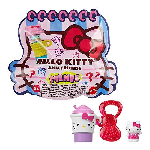 Hello Kitty Mini Personaggi a Sorpresa con Accessori, Giocattolo per Bambini 3+Anni,GVB10