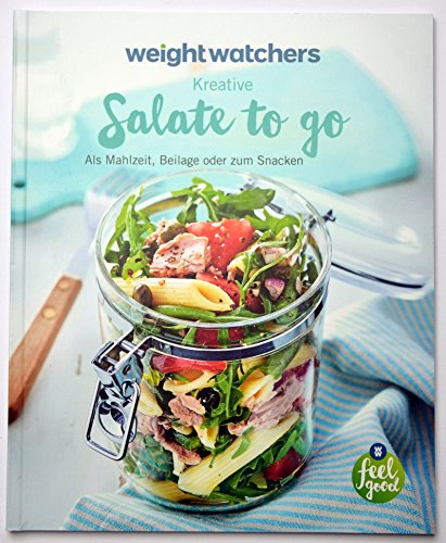 Salate to go Kochbuch von Weight Watchers *2017*