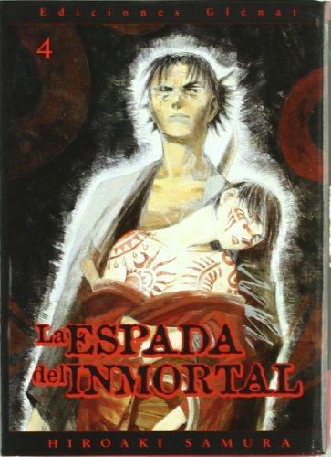 La espada del inmortal 4 (Seinen Manga)