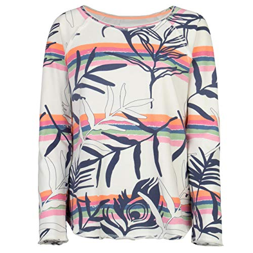 Lieblingsstück - Sweatshirt CathrinaL im Allover-Print (Off-White, XXXXL)